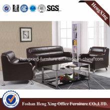 Living Room Genuine Leather Sofa (HX-S3006)