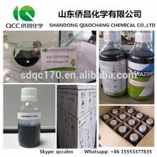 Livraison directe en usine herbicide largement utilisé Paraquat 42% TC 20% SL CAS 1910-42-5