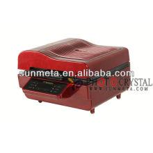 Máquina de imprensa de calor combo Máquina de transferência de vácuo 3D --- FABRICANTE