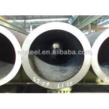 ASTMA106 Gr.B pared gruesa bolier tubo de acero de propósito