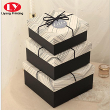 Ins creative phone with hand square gift box