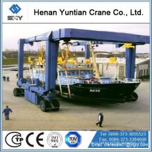 Яхта подъемный кран/ лодки подъемный кран/ Козловой кран больше вопросов, пожалуйста, пришлите мне сообщение!