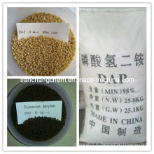 DAP удобрение 18-46-0 (общее количество P2O5: 46%) DAP