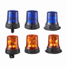 Emergency warning lights, E-mark certified