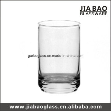 5oz Glass Water Cup with Machine Blown