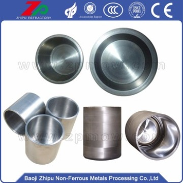 Tungsten Crucibles voor Sapphire single crystal oven