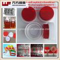 Molde 2017 de alta calidad del casquillo del aceite de mesa del OEM de China para los productos plásticos del moldeo por inyección del casquillo del aceite de mesa