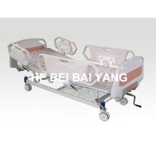 A-85 Móvil de una sola función Manual de cama de hospital
