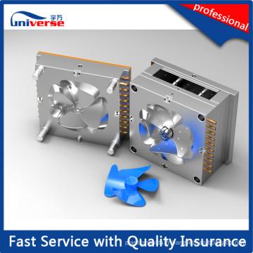 Moule / moule en plastique à injection personnalisée ABS pour la lame de ventilateur