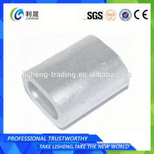 En13411 Oval Aluminium Ferrules