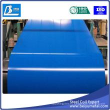 Z120 PPGI Окрашенный оцинкованный стальной лист
