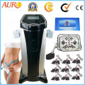 Au-8004 EMS Vertical Muscle Stimulator Slimming Machine