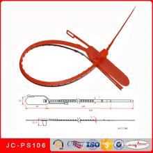 Jc-PS106 Sicherheitsplastikdichtung für Container-LKW-Nahrung am meisten benutzt