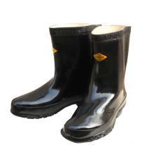 Industrial pvc safety boots Anti static Rain boots pvc Insulating working boots