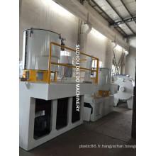Unité de mélangeur de poudre de série de SRL pour le PVC
