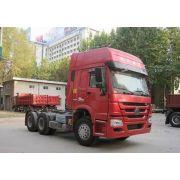 SINO TRUK gebruikte de beste grote vrachtwagens met aanhanger