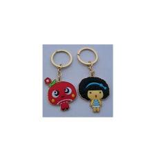 Schlüsselring für Mädchen, Cartoon-Bild Schlüsselbund (GZHY-KA-087)