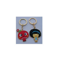 Key Ring for Girls, Cartoon Image Keychain (GZHY-KA-087)