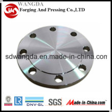 ANSI B16.5 A105n Forged Bl Carbon Steel Blind Flange