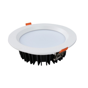 Теплый белый светодиодный встраиваемый светильник SMD