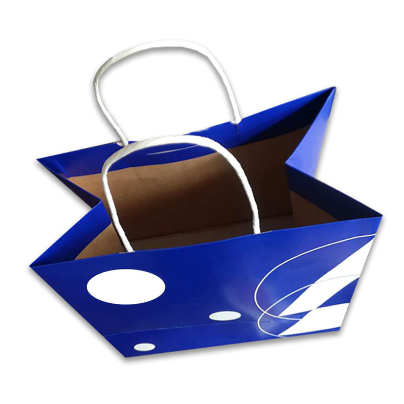 Outer Packaging Paper Bag Of Product