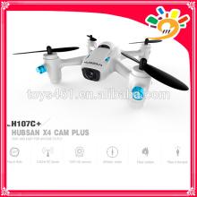 Hubsan x4 H107C plus RC Quadcopter H107C + Plus avec caméra HD 720P