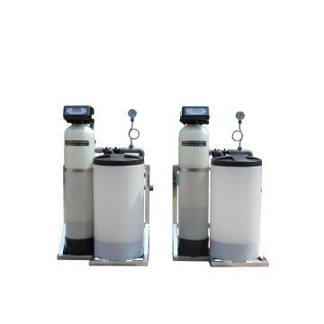 Les adoucisseurs d'eau de série professionnelle éliminent la dureté de l'eau