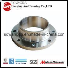 Bride de soudure de prise, acier au carbone A105 / C22.8 / pH350gh / S235jr