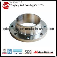 Prise de courant de soudage bride, carbone acier A105/C22.8/pH350gh/S235jr