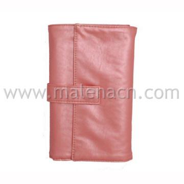 الوردي التجميل حقيبة، ماكياج الحقيبة مع المفاجئة المغناطيسي