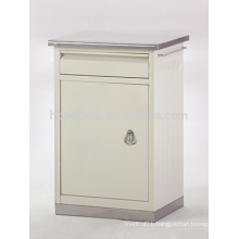Beside cabinet stainless steel top&base D-6