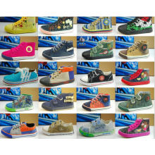 New High Quality Fashion Children Casual Shoes, Soft Canvas Baby Shoes, Baby Casual Shoes