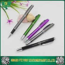 Fabricante barato de canetas de metal para metal na China