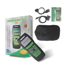 U381 LIVE DATA OBD2 Code Reader