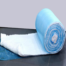 Air laid cotton blanket