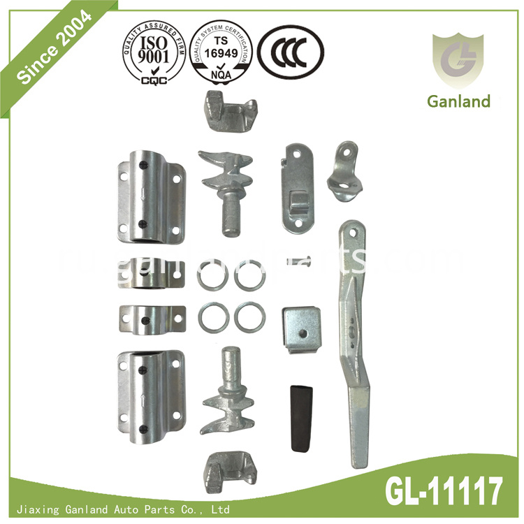 Truck Rear Door Lock GL-11117