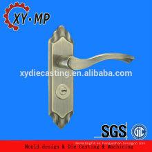 Cerradura de combinación de alta calidad de piezas de cinc piezas de cerradura de fundición de fundición