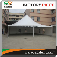 12*12m Clear Roof Wedding Tent with flame ratardant fabric