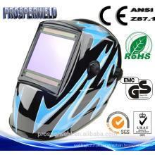 Wh1 Produto novo do projeto de 2015 New Design decalques do capacete da soldadura da forma com CE