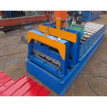 Dx Glazed Tile Roll Forming Machine Chine Fabricant 2015