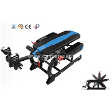 Factory Price for Electric Inversion Table indoor handstand beach gym electric inversion table export to Suriname Exporter