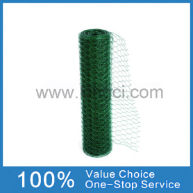 PVC Coated&Galvanized Hexagonal Wire Netting