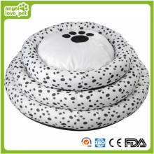 Emplacement confortable et confortable Empreinte Pet Cushion & Bed
