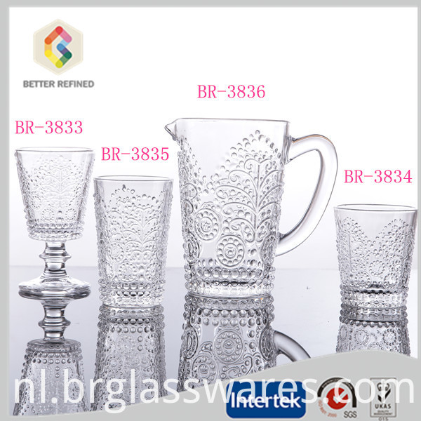 glass water cup
