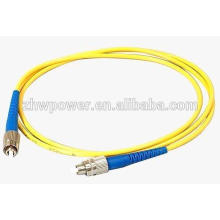 FC APC/PC SM fiber patch cord/jumper