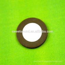 Circularité atomiseur piézoélectrique 16mm 1700KHz pièce atomiseur ultrasonique