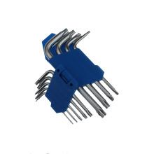9 PCS Double Head Torx Key Set