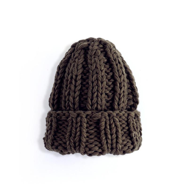 Winter warm shag hat knit hat ear cap (7)