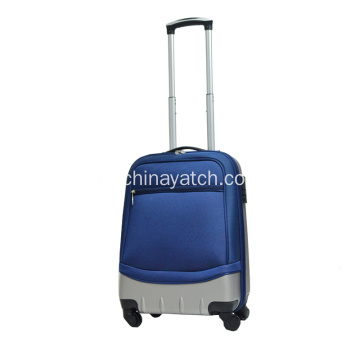 ABS & EVA Cabin Size Molded Trolley Luggage