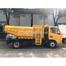 CLW 4x2 sludge transport vehicle para venda